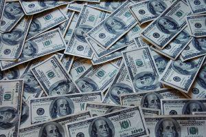Awash in Dollar
