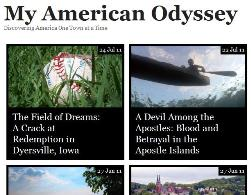 My American Odyseey A weekly travel blog featuring high quality travel articles by Malcolm David Logan
